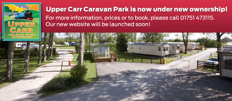 caravan park north yorkshire