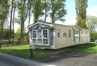 Pre Owned 2004 Willerby Vogue Static Caravan For Sale At